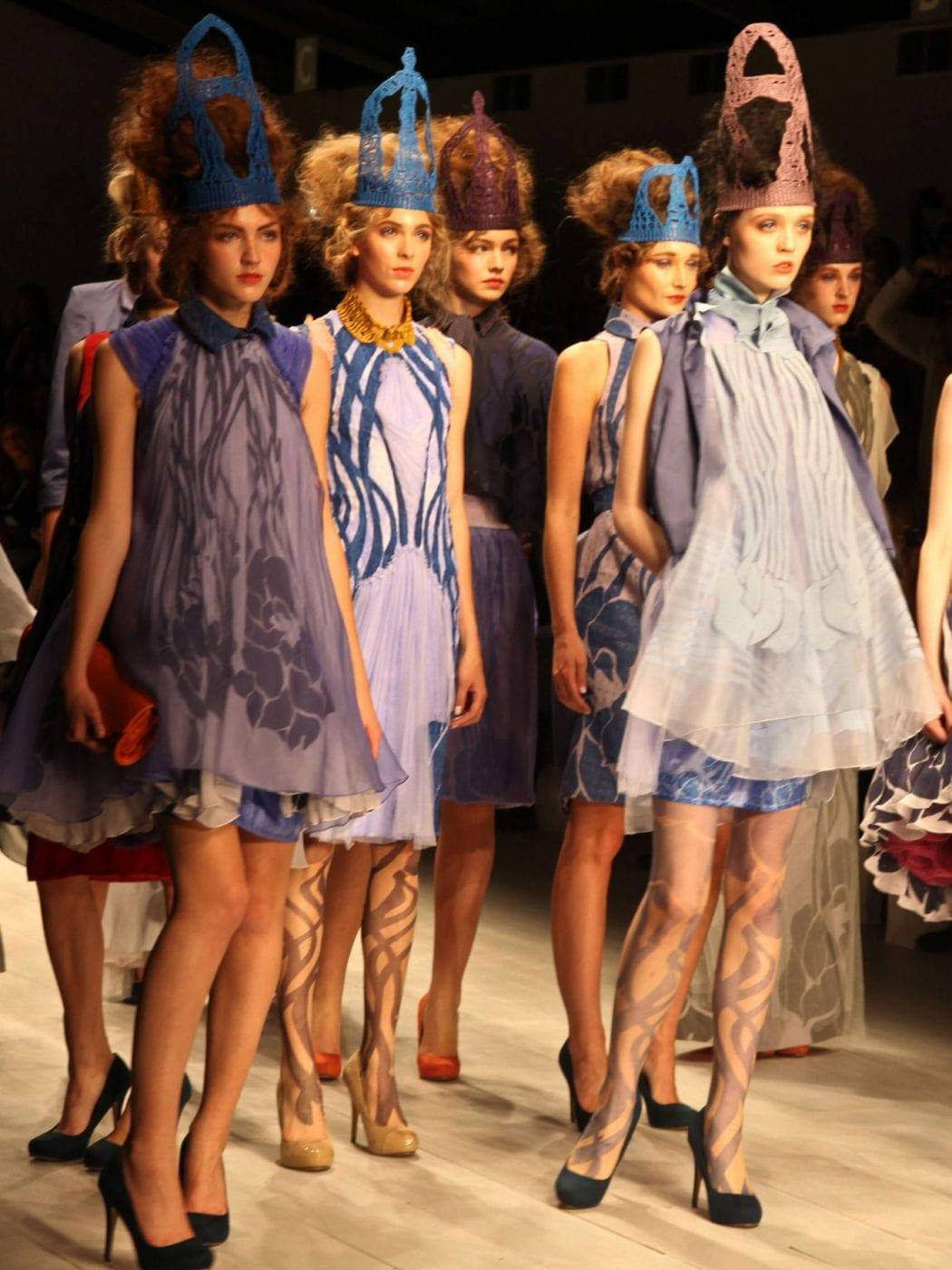 London Fashion Week 2012 - Bora Asku