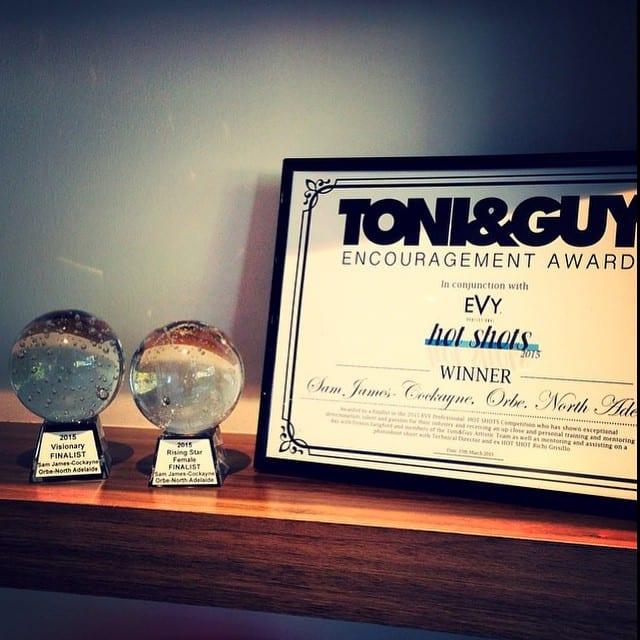 Here you are guys – all the best bits from last nights Australian hairdressing industry awards we've had a ball!