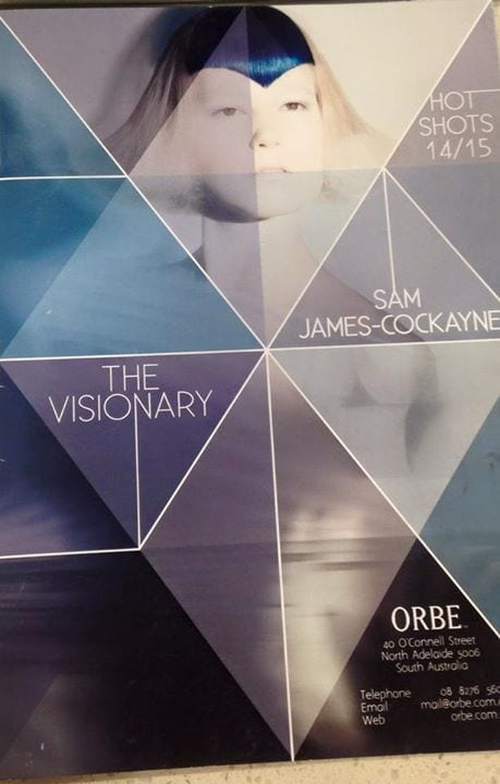 Sam James - The Visionary - AHA Awards Mar 2015