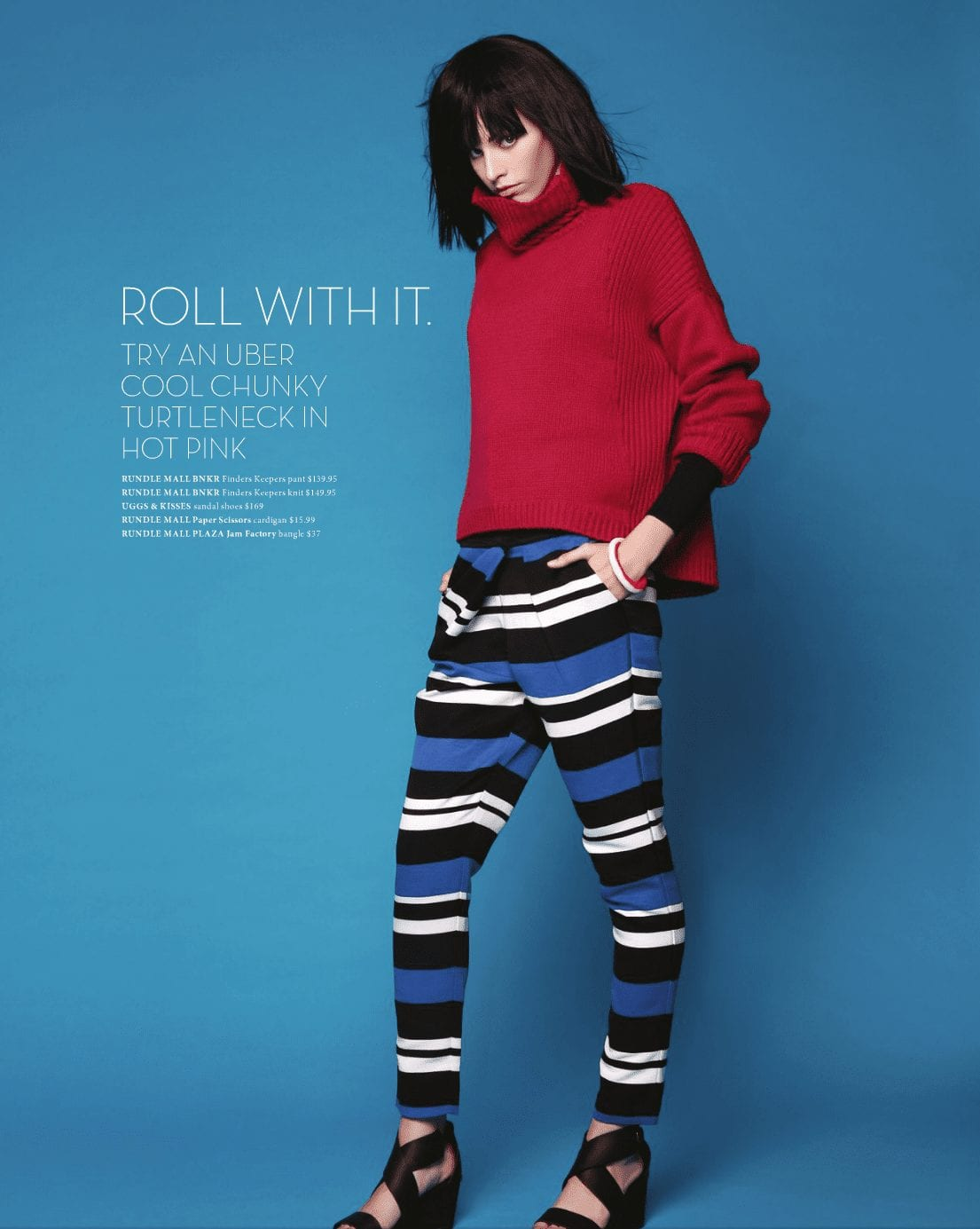 SA Style Issue 21 hair by Sam James for Orbe