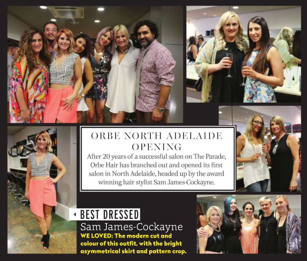 North Adelaide Opening Night Party – SA Style, Issue 21, Autumn 2015
