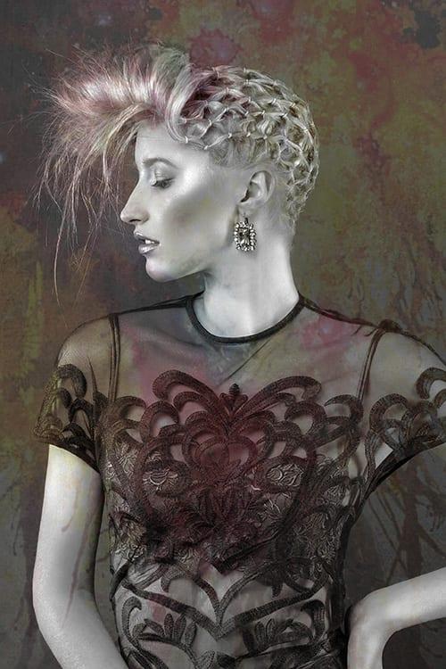 orbe hair Sam James WINNER 2016 HOT SHOTS Visionary-Award - Collection The Gilded Edge
