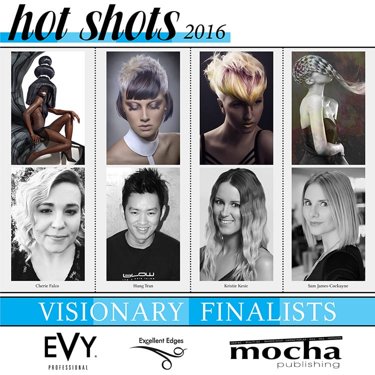 Sam  is a super-proud 2016 National Hot Shots Finalist in not just one but TWO categories: