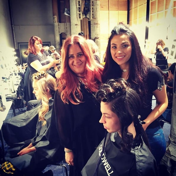 We were thrilled to be part of Mercedes Benz Fashion Week again! Ida was Goldwell Hair Director for the stunning KARLA ŠPETIĆ show. Some of our team had a great opportunity to fly over and work on this great collection.  Check…