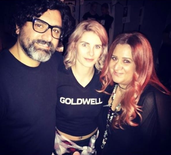 We were thrilled to be part of Mercedes Benz Fashion Week again! Ida was Goldwell Hair Director for the stunning KARLA ŠPETIĆ show. Some of our team had a great opportunity to fly over and work on this great collection.