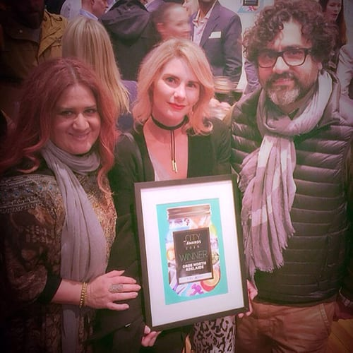 Orbe, North Adelaide is the proud winner of Adelaide's Best Hair & Beauty Salon/Spa in Adelaide's prestigious 2016 City Awards. Sam-James Cockayne, Director of the salon that opened in 2014, with partners Ida Tirimacco and Joe Cimmino, were on hand…