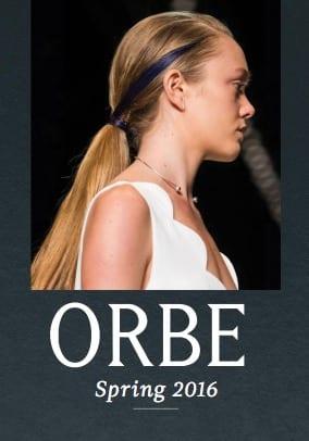 Orbe Spring 2016 Mag