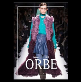 Orbe magazine cover Autumn 2017