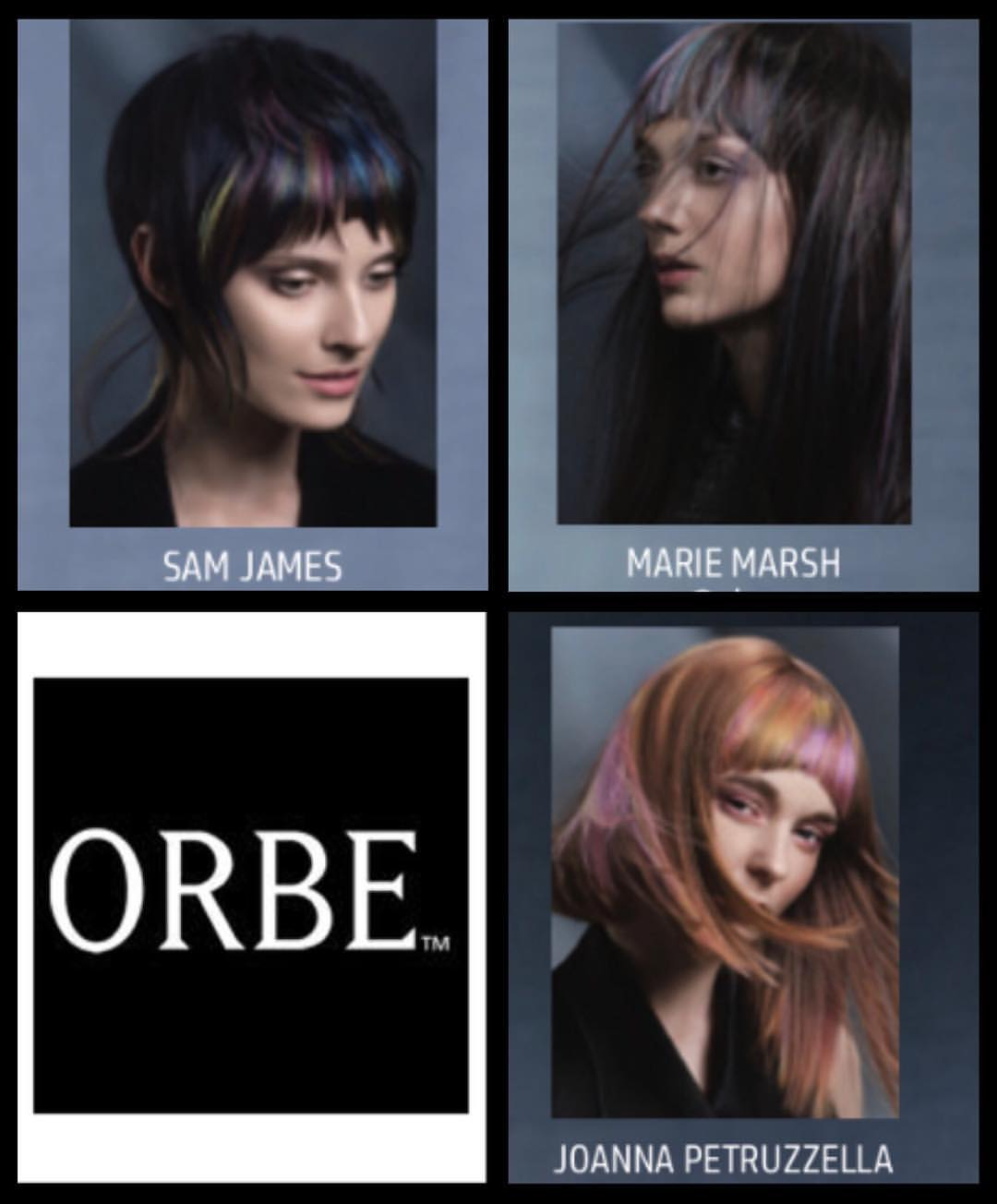 We are so excited to have 3 National Global Creative Finalists for Goldwell International Colour Zoom, Sam James, Marie Marsh and Joanna Petruzzella!