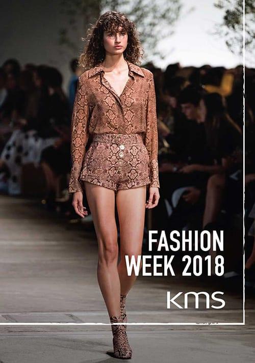 Orbe Hair KMS lookbook for fashion week