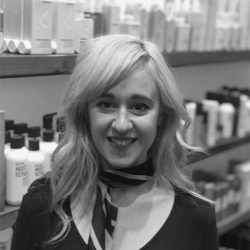 Award winning salon Orbe Hair Stylist Valerie