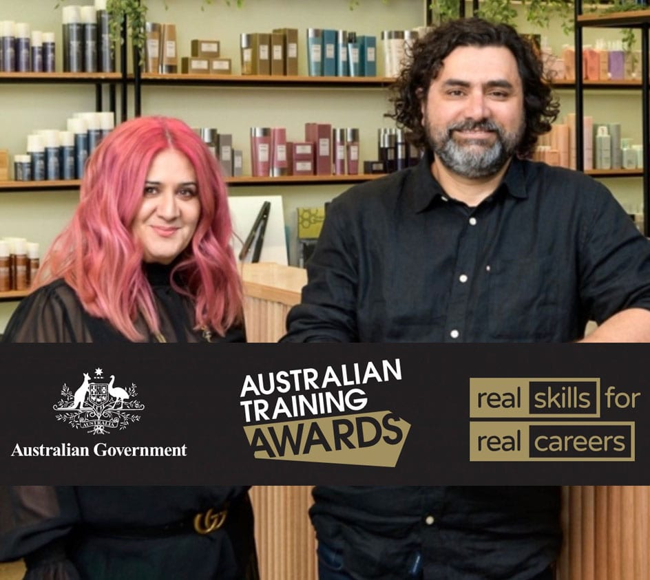 ORBE Finalist Australian Government Training Awards, Real Skills for Real Careers