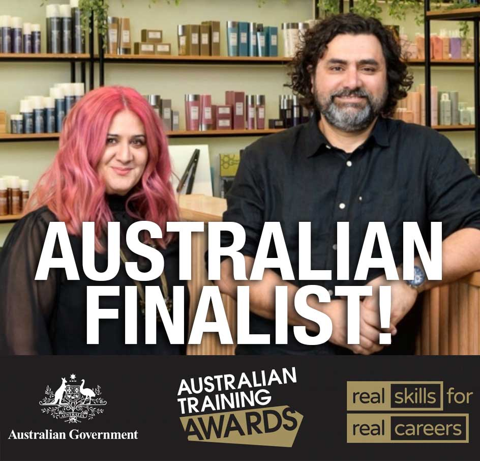 ORBE Australian Finalist Australian Government Training Awards, Real Skills for Real Careers