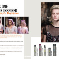 Orbe Hair KMS lookbook for fashion week